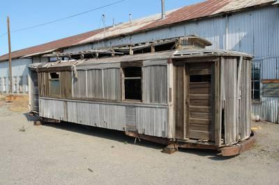 Photo of Streetcar returned to Helena