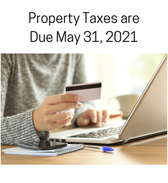 Find Property Tax Information Here
