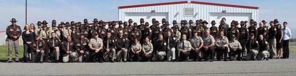 Sheriff, Deputies and Reserve Deputies