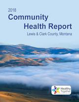 Cover of 2018 Community Health Report