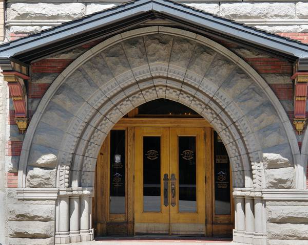 Photo of Entry, Montana Club, Helena