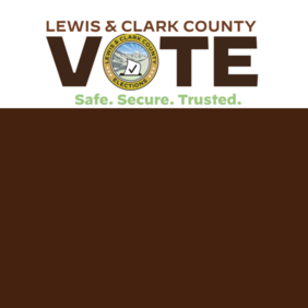 Lewis and Clark County Vote Logo