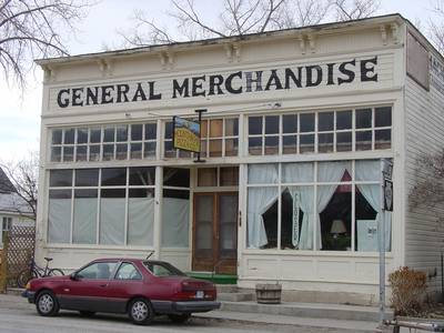 Photo of a Mercantile on Main Street in Augusta