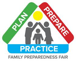 Family Preparedness Fair Logo
