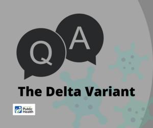 The delta variant