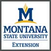 Montana state extension office logo