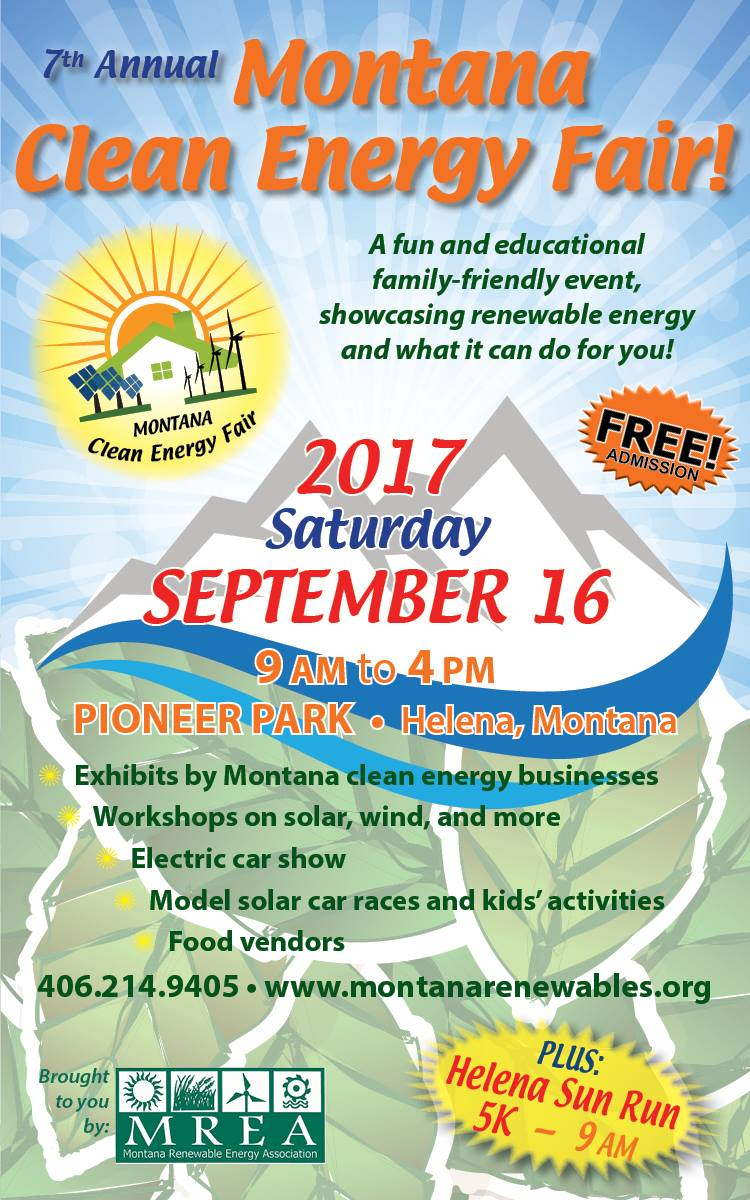 7th Annual Montana Clean Energy Fair